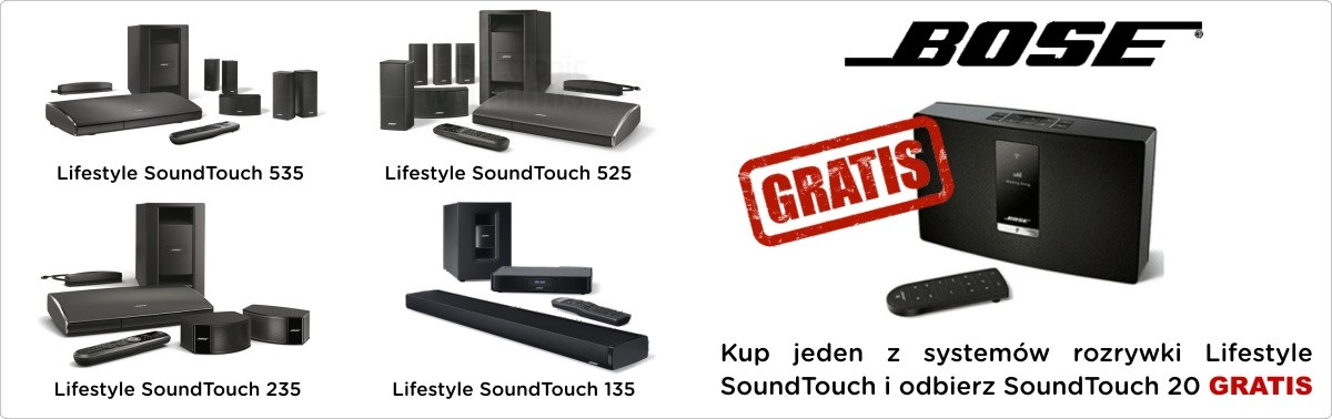 baner Bose SoundTouch